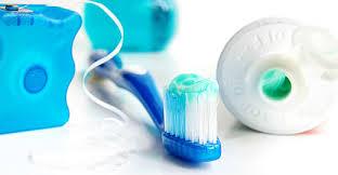 toothbrushflosstoothpaste